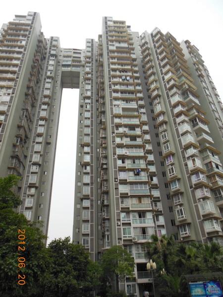 四川省宜宾市春江盛景高楼输水项目