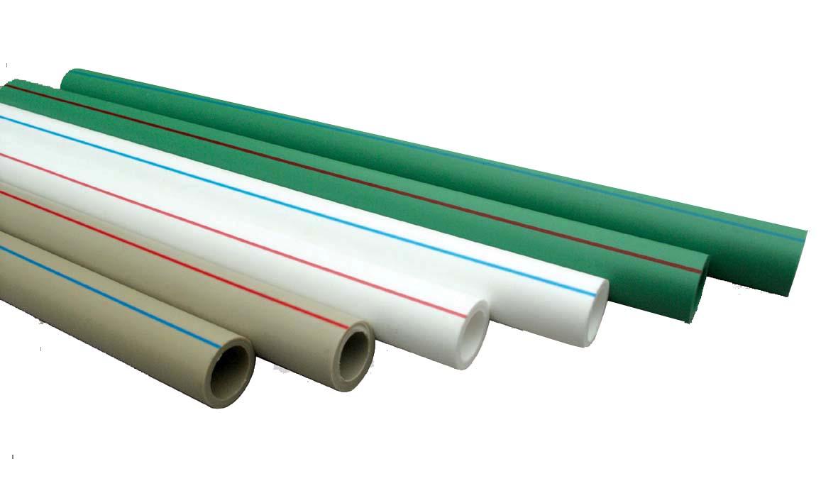 聚丙烯(PP-R)冷热水管材